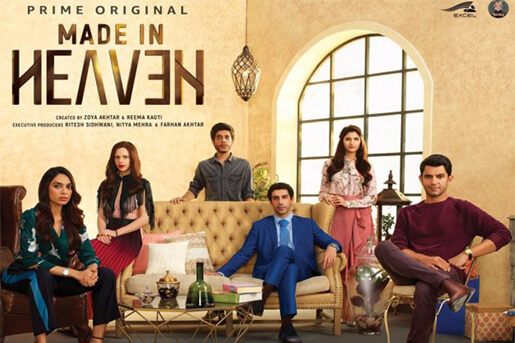 Made in Heaven-best indian shows on amazon prime