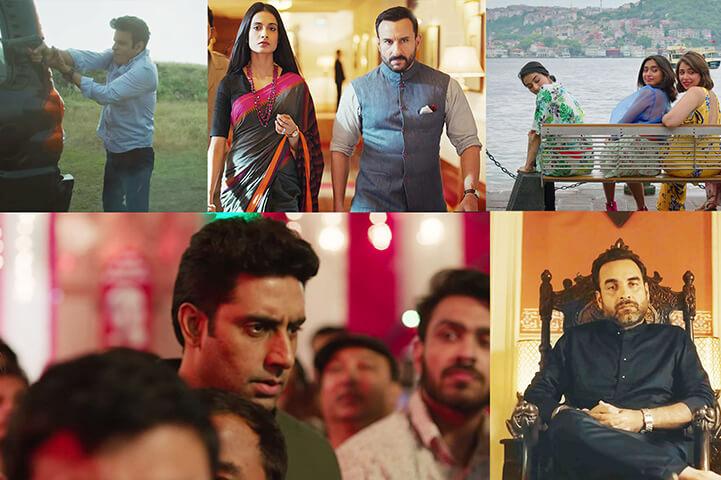 upcoming Amazon Prime series India