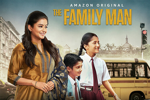 The Family Man-best indian shows on amazon prime