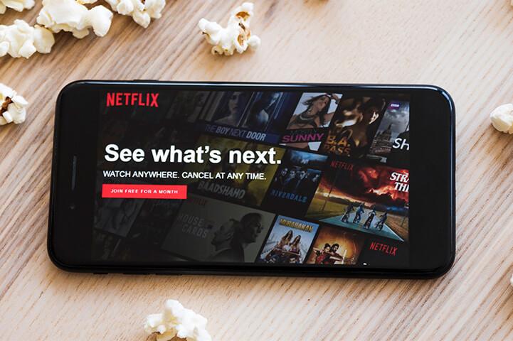 Netflix - App To Watch Movies Offline