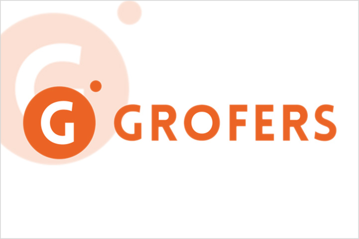 Grofers- top 10 grocery stores in India.
