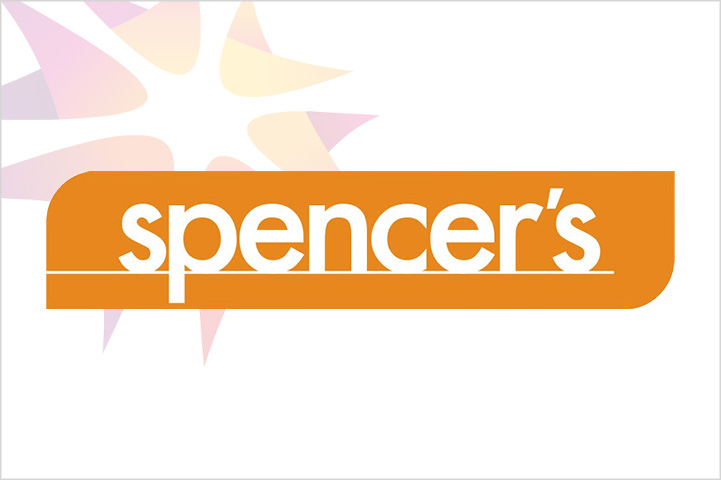 Spencer's- top 10 grocery stores in India.