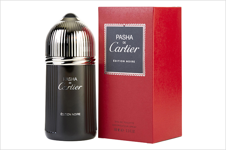 Pasha by Cartier
