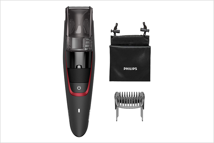 Philips BT750115 Vacuum Beard Trimmer - best trimmers for men