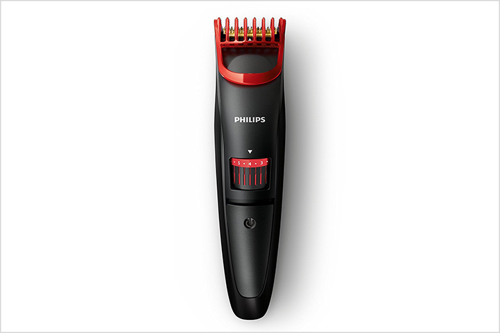 Philips QT400115 Beard Trimmer - Best trimmers for men in India
