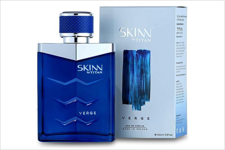 Titan Skinn Verge Perfume