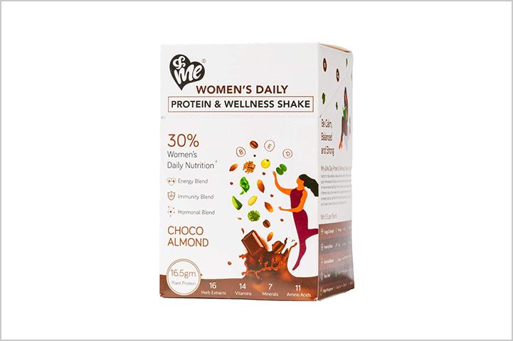 &Me Women's Protein Powder- best protein powders for women in India