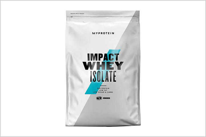 MyProtein Impact Whey Protein- best protein powders for women in India
