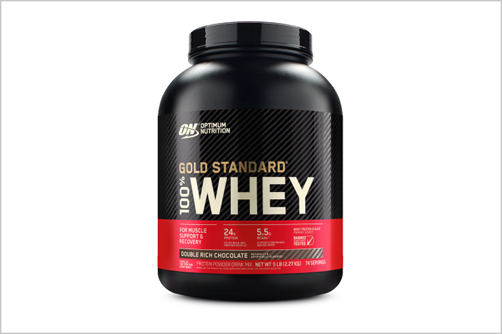 ON Gold Standard Whey Protein- best protein powders for women in India