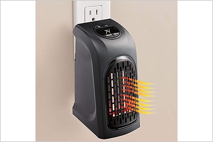 Handy Room Heater Compact Plug-in