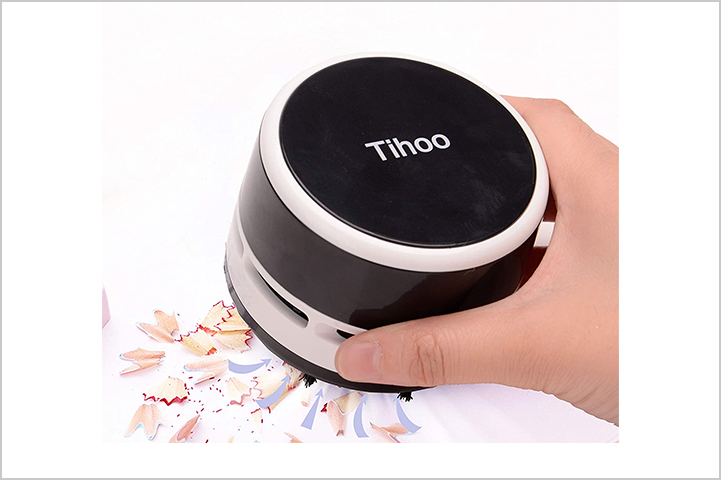 Mini Desktop Sweeper Vacuum Cleaner