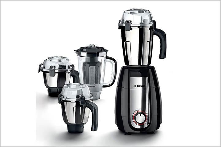 Bosch TrueMixx Pro 1000-Watt Mixer Grinder-best mixer grinders in India