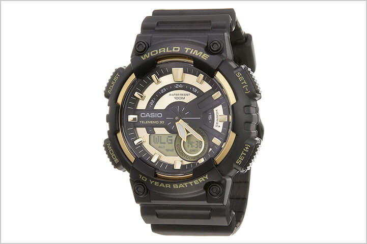 Casio Youth Series Men's Watch – AD206-Best Watches For Men