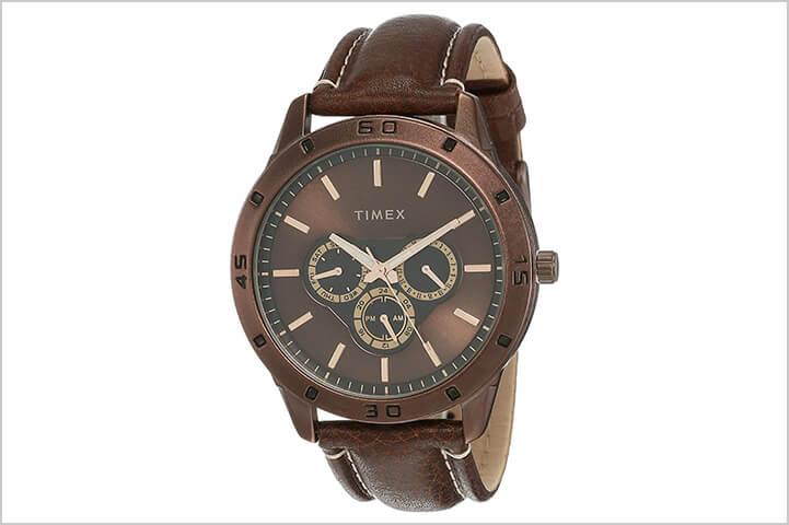Timex Men's Watch – TW000U914-Best Watches For Men