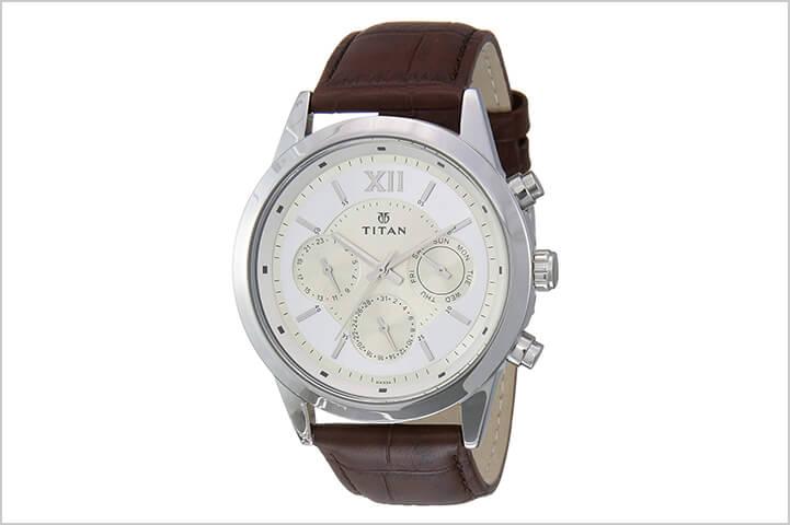 Titan Neo Analog Men's Watch – 1766SL01-Best Watches For Men