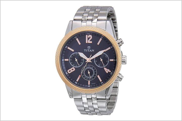 Titan Men's Watch – NK1734KM01-Best Watches For Men