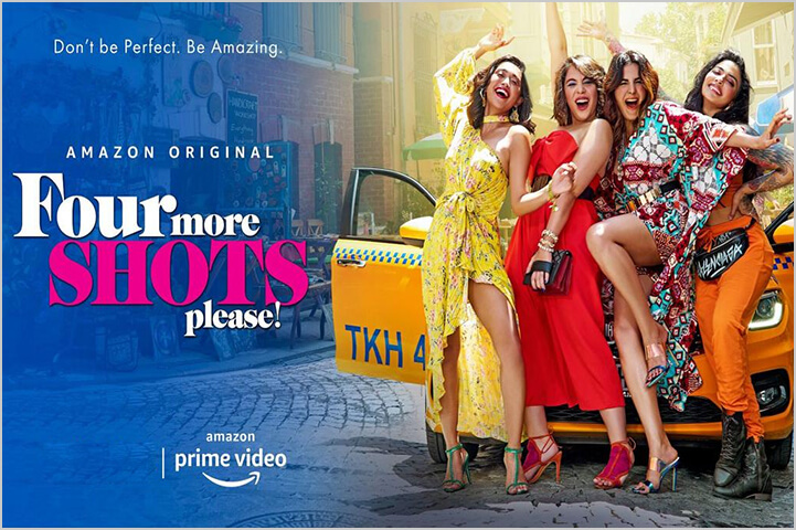 Four More Shots Please!-best indian shows on amazon prime
