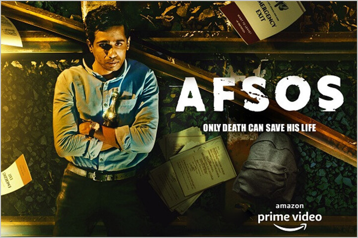 Afsos-best indian shows on amazon prime