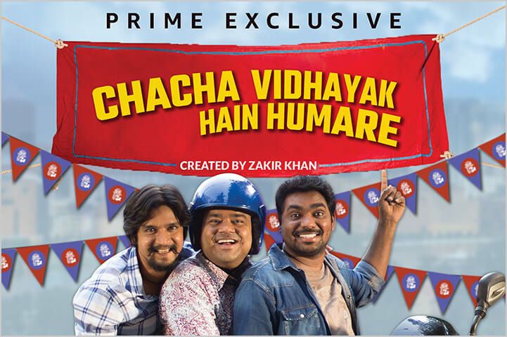 Chacha Vidhayak Hain Humare-best indian shows on amazon prime
