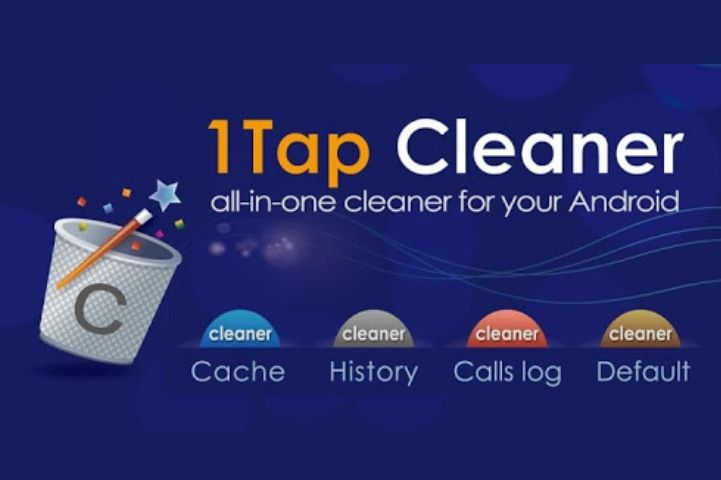 1 Tap Cleaner-Best Android Phone Cleaner App
