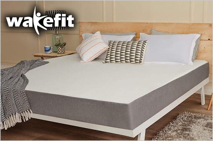 Wakefit-Best Sites to Buy Furniture