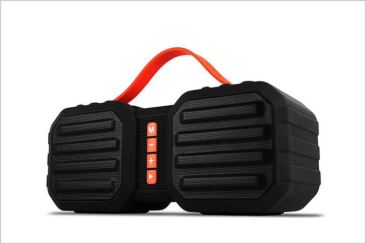 Zebronics Sound Feast 50 Portable Speaker-Best Bluetooth Speakers in India