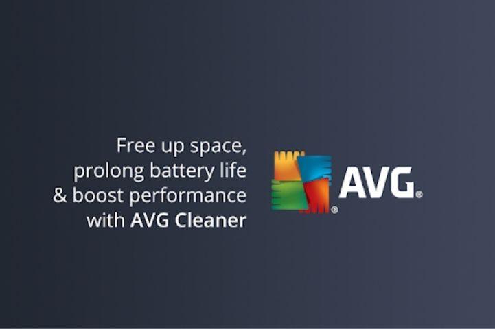 AVG Cleaner-Best Android Phone Cleaner App