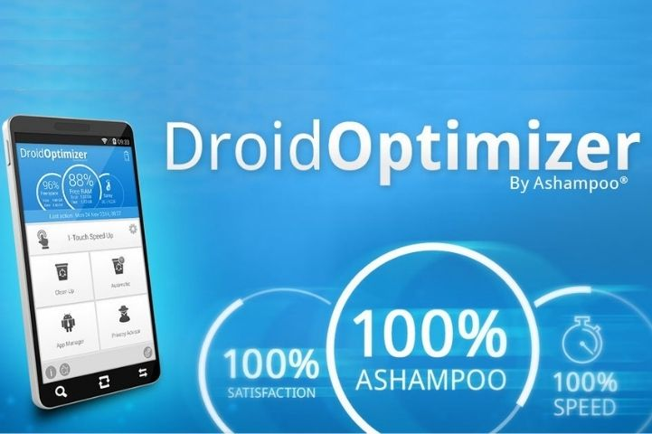 Droid Optimizer-Best Android Phone Cleaner App