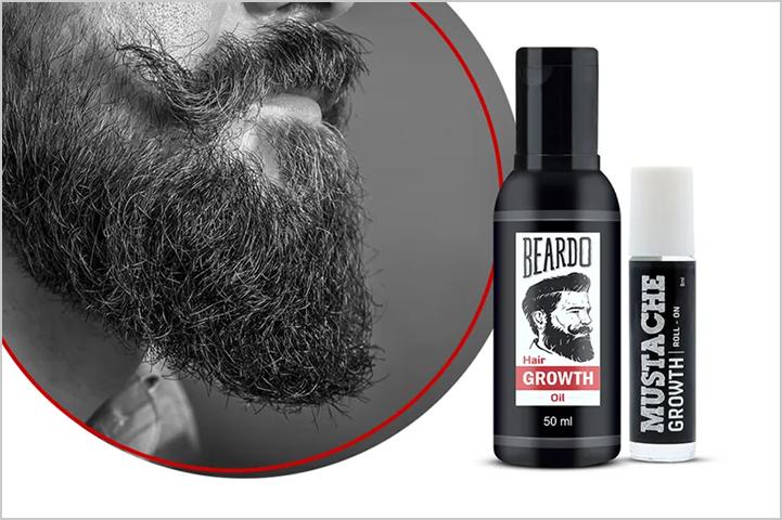 Beardo Beard & Hair Growth Oil-Best Beard Oil in India
