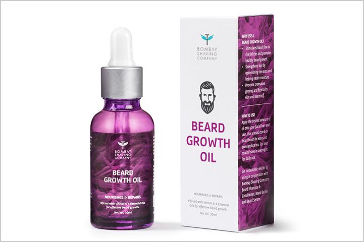 Bombay Shaving Company Beard Growth Oil-Best Beard Oil in India