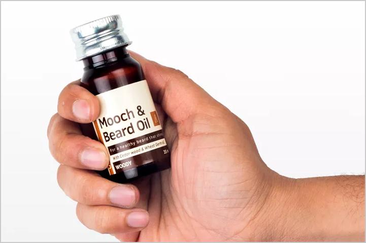 Ustraa Mooch & Beard Oil-Best Beard Oil in India