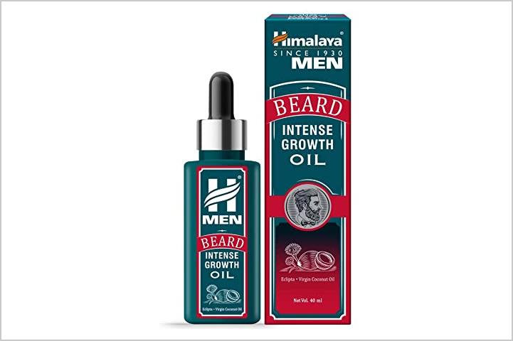Himalaya Beard Intense Growth Oil-Best Beard Oil in India