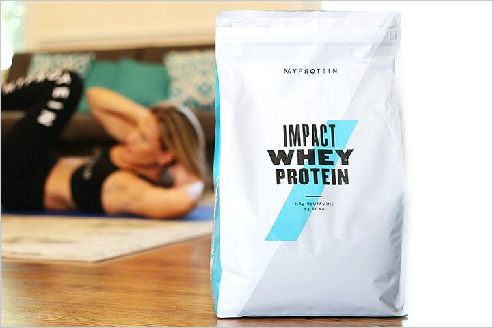 Myprotein Impact Whey-Best Protein Powders For Men
