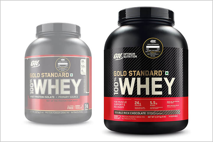 Optimum Nutrition Gold Standard 100%-Best Protein Powders For Men