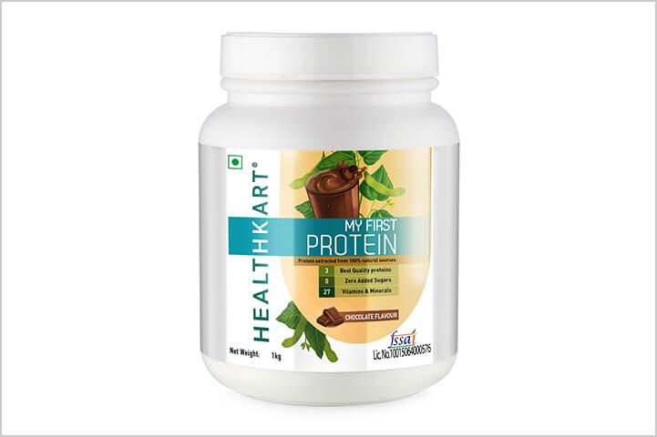 Healthkart My First Beginner Protein-Best Protein Powders For Men
